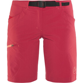 La Sportiva Acme Bermuda Shorts Dames, berry
